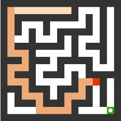 Tap Tap Maze Game
