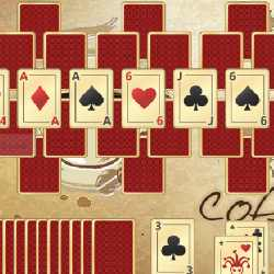 Coffee Break Solitaire Game