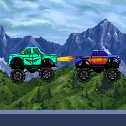 Truck Racing Madness Game