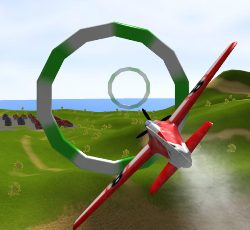 Sky Kings Racing Game