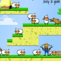 Angry Sheep Game