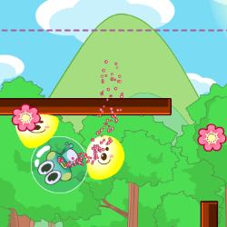 Jelly and Frog Game