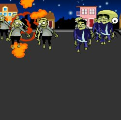 Zombie Checkpoint Game