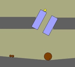 Flash Physics Game