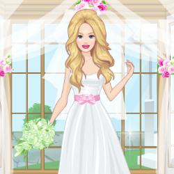 Beauty Bride Dress Up Game