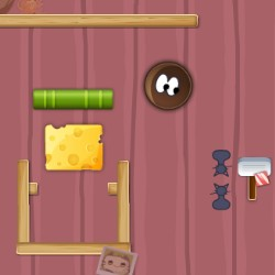 Cheese Hunt Game