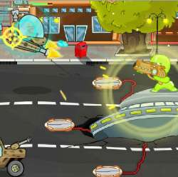 Dirty Earthlings Game