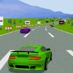 Global Rally Racer Game