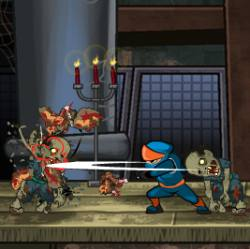 Ninja vs Zombies 2 Game