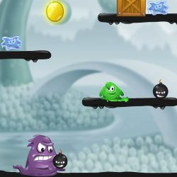 Paint World 2 - Monsters Game
