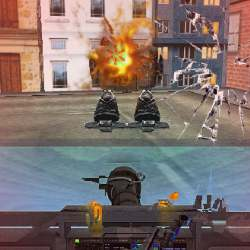 Mechwarrior 3D Game