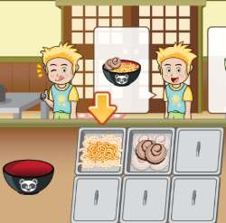 Ramen Delight - The Happy Journey Game