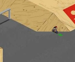BMX Park Game