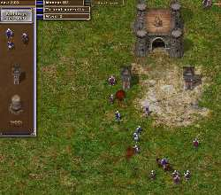 Flash Conquerors Game