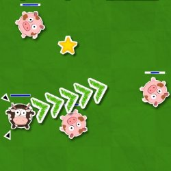 Pigs, Go Home! Game