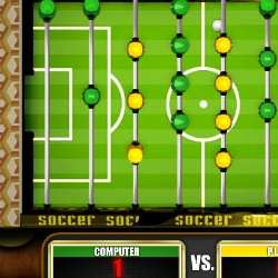 Foosball Gold Game