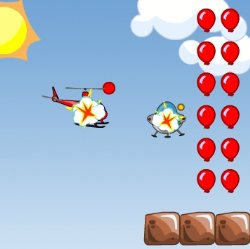 Balls and Helicopter 2 Game