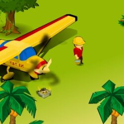 Adventure Jack - Escape from Jungle Island Game
