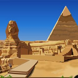 Escape The Land Of Pharaohs Game