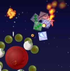 Attack of the Space Mutators Game