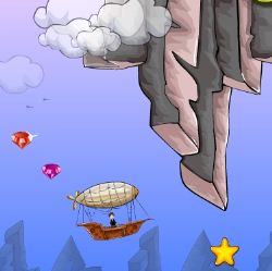 Floating City Game