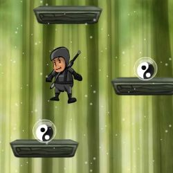 Ninja Power Jump Game