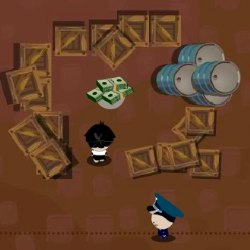 Cops And Burglar Game