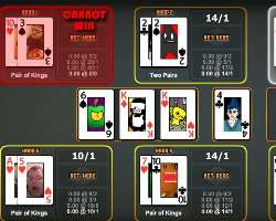 Newgrounds Hold'em Game