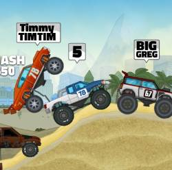 Grand Truckismo Game