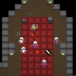 Dungeon Deadline Game