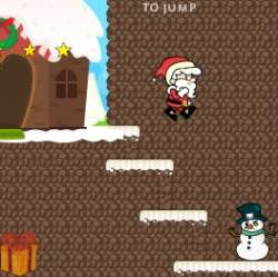 Super Santa and the Christmas Minions Game