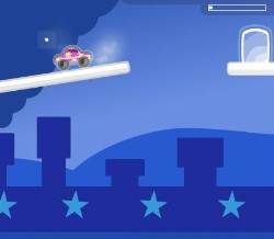 Rocket Car 2 Game