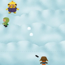 Snow Angels Game