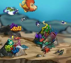 Kaleidoscope Reef Game