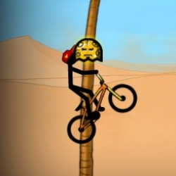 Stickman Freestyle BMX Game