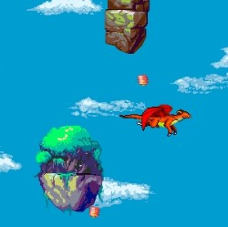 The Dragons Adventure Game