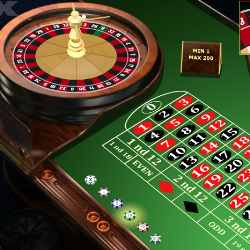 Casino - Moment of Luck Game