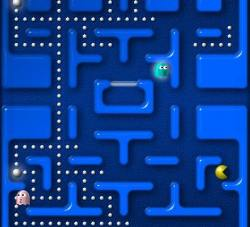 Anti Pacman Game
