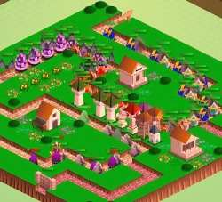 Pixelshocks Tower Defence II Game
