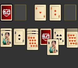 Asha Solitaire Game