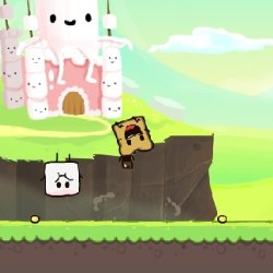 Super Marshmallow Kingdom Game