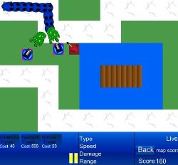 Create Your Own Tower Defense Game
