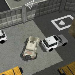 SUV Parking 3D Game