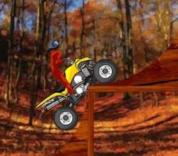Quad Extreme Racer Game