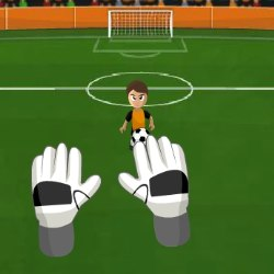 Save The Goal Game
