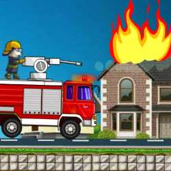 Tomcat Become Fireman Game