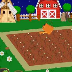 Vegetable Farm 2 Game