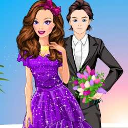 Parisian Love Dress Up Game