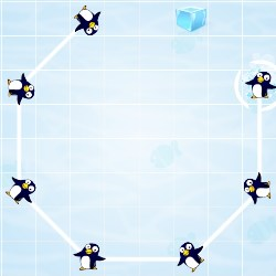 Ice Penguin Game