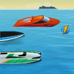Speedboat Racing Game